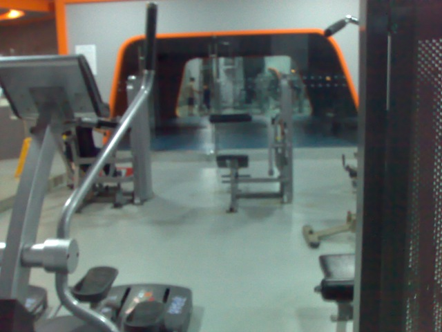 Fitnesscenter der Tongji-University