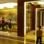 Eingangshalle Hotel